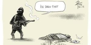 He-Drew-First-David-Pope